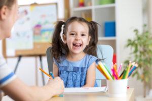 幼稚園受験当日に緊張しないためには?