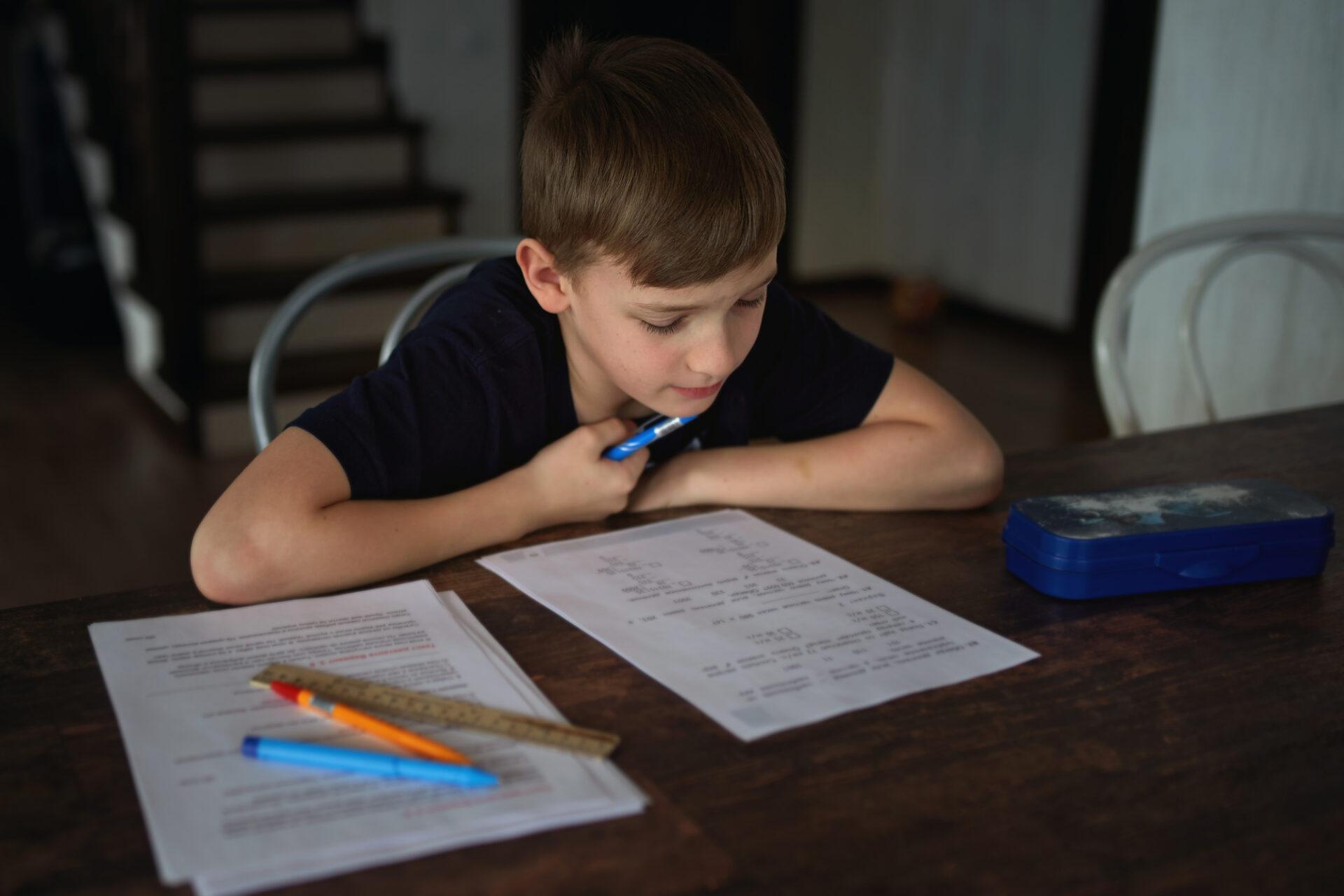勉強の成果が出ない時の対処法
